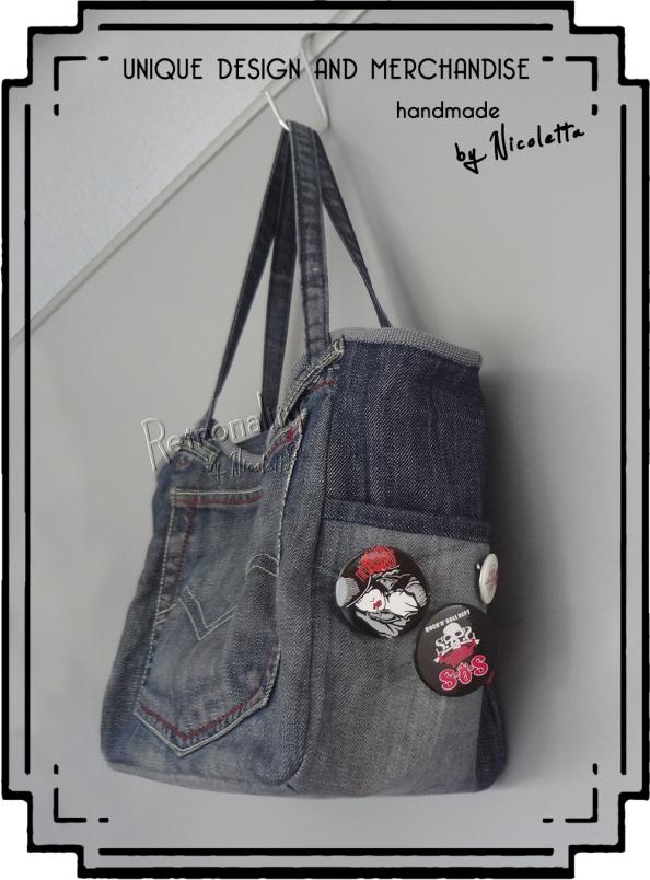 jeansbag side
